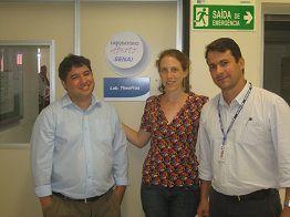 La RIET recorrió numerosas instituciones durante su visita a Brasil