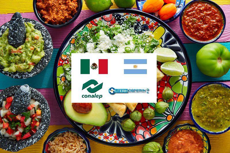 La gastronomía mexicana en Argentina: nuevo intercambio educativo