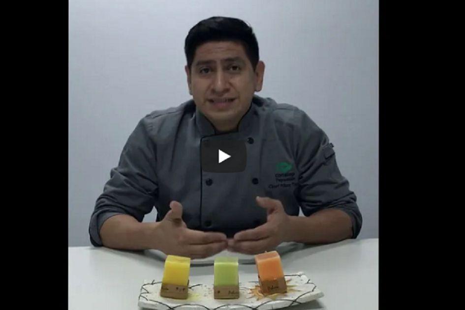 Conocé cómo fue la experiencia de Moisés Tapia Aguilar durante el intercambio de gastronomía entre México y Argentina