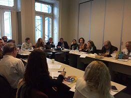 Visita institucional de la RIET a la Red Mundial de Aprendizaje (GAN)