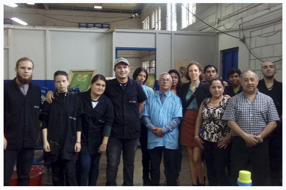 Fortaleciendo lazos con nuestros miembros: esta vez en Costa Rica