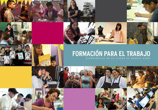 """Rumbo Sur: """"Formación para el trabajo para personas con vulnerabilidad social en la Ciudad de Buenos Aires"""""""