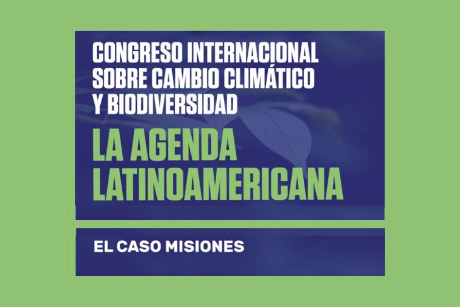 Congreso Internacional sobre Cambio Climático y Biodiversidad